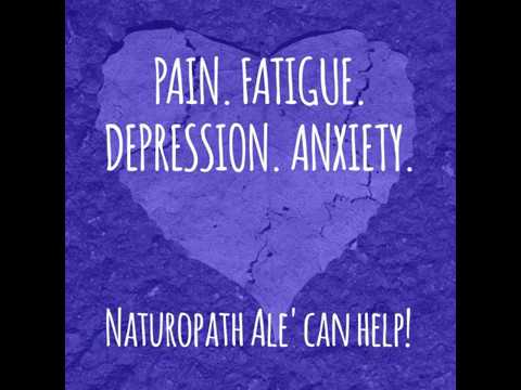 Anxiety/Pain/Fatigue/Allergies/Depression ??? Get Helped with our Naturopath | Express Healing