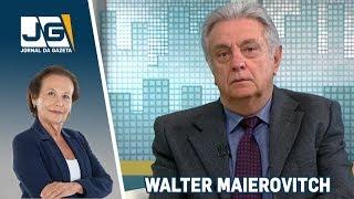 Walter Maierovitch, jurista, fala sobre o Juiz Moro no Ministério da Justiça