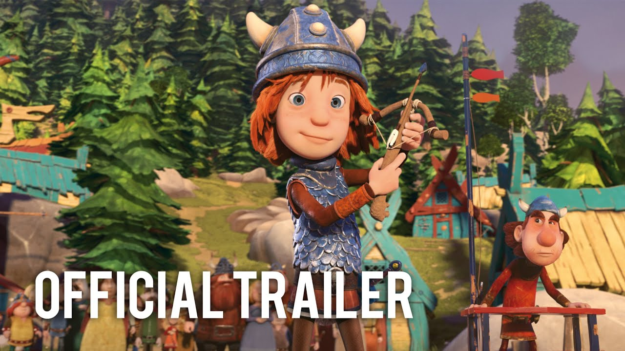Download Vic The Viking: The Magic Sword OFFICIAL TRAILER (2020)