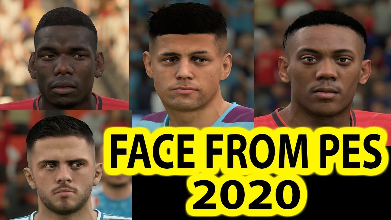 FIFA 19 UPDATE FROM PES 2020