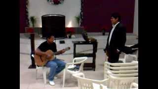 """Alabanzas al REY   """" Carlos Rodriguez y  David Rodriguez """" iciar"""