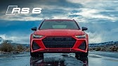 2020 Audi RS6: Road Review - Ready For America! | Carfection 4K