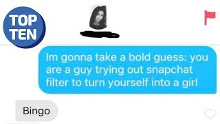 100 Tinder Conversations that keep me up at night | Ultimate r/Tinder Funny Posts | Top Ten Daily