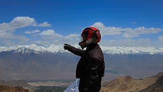 Day-11 |  High Mountain Pass in Ladakh | Pangong Lake-Chang La Pass