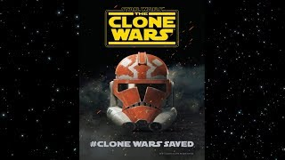 Star Wars: The Clone Wars Saved! - Trailer Reaction and Review