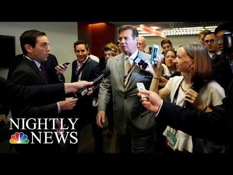Paul Manafort-Linked Accounts On Cyprus Raised Red Flag (Exclusive)   NBC Nightly News