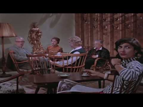 Film Pulverschnee nach Übersee 1956