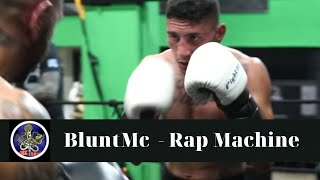 BluntMc - Rap Machine (prod: Phaser Heartless) official video clip 4k