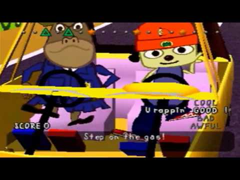 how to get cool mode in parappa the rapper 2