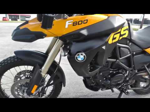 U01334 - 2009 BMW F800GS - Used motorcycles for sale