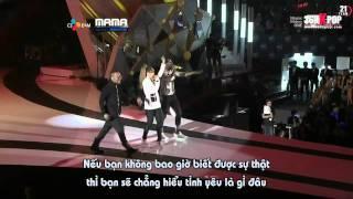[vietsub][pef] Black Eyed Peas Ft. Cl - Where Is The Love @ 111129 Mama {21 Team}.mkv