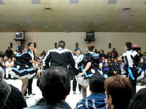 Moose Lake Square Dancers - The Pas 2010
