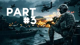 Battlefield 4 Walkthrough Part 3 Campaign Mission 3 (South China Sea)
