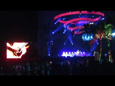Clown - Song Debut - Dave Matthews and Tim Reynolds - Mexico N1 2019