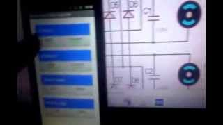 Bluetooth DC Motor Controller Using Android Smartphone & Arduino