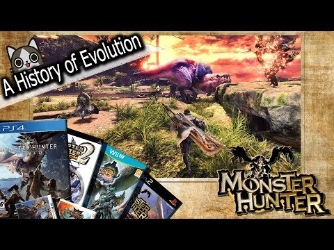 MONSTER HUNTER: A History of Evolution thumbnail