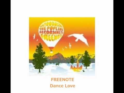 Dance Love - FREENOTE