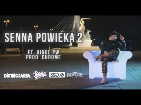 Jano Polska Wersja - Senna Powieka 2 feat. Hinol PW prod. Chrome