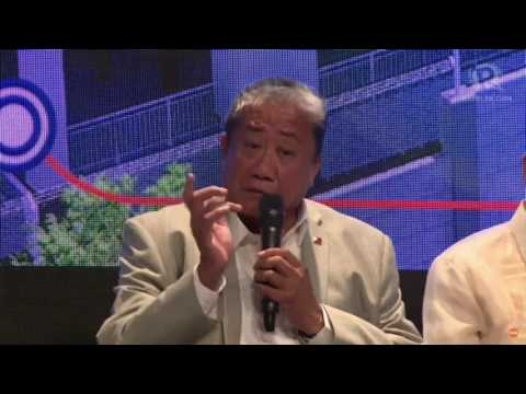 Dutertenomics Forum: Tugade presents DOTr Build Build Build plans