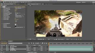 Day 1 - Muzzle Flares, Revisited (12 Days of VFXMas)