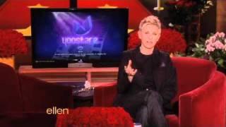 Yoostar 2 Xbox 360 Kinect Ellen Degeneres show