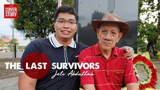 Sarawak's last child prisoner of war takes a walk down memory lane with his grandson | COVER STORY