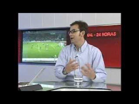 Entrevista a Ex Seleccionado Nacional Rodrigo Gómez por momento de #LaRoja de Borghi
