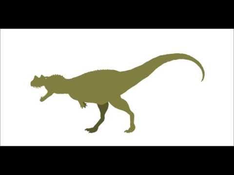 PPBA Ceratosaurus vs Alectrosaurus