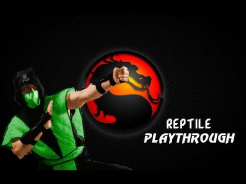 MKP 4.1 Season 2 (MUGEN) - MK1 Reptile Playthrough