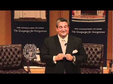 Ted Leonsis on Innovation at Georgetown University