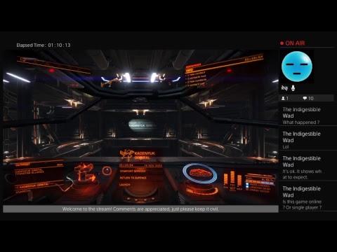 Elite Dangerous: Cruisin' Through the Cosmos