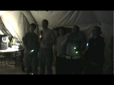 Total Eclipse of the Heart (Bagram Style)