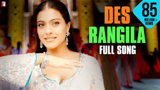 Des Rangila - Full Song - Fanaa
