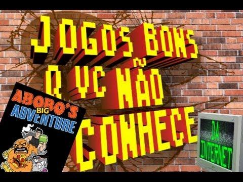 Jogos Bons Q Vc Não Conhece - Abobo Big Adventure
