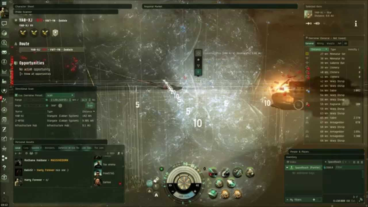 Eve Online Down