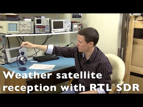 APT Weather Satellite Reception with RTL-SDR, SDR#, WXtoImg,