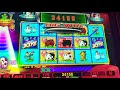 Invaders Return Planet Moolah Line Hit - Slot Machine