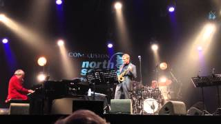 Quartette Humaine, Bob James & David Sanborn (III), NSJ2013