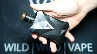 Project Sub-Ohm Edition Desire X-Mod 200W TC Box Mod Unboxing /Showcase in 4K