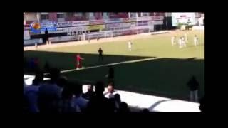 Amedspor - Nazilli (1-1) deplasmanından 1 puan ile döndü