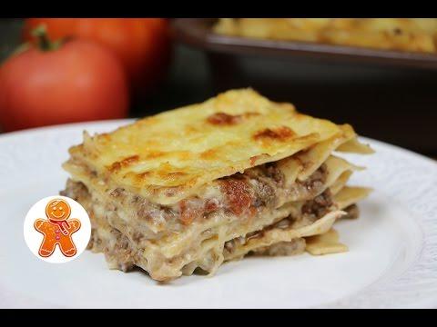 Лазанья ✧ Lasagna