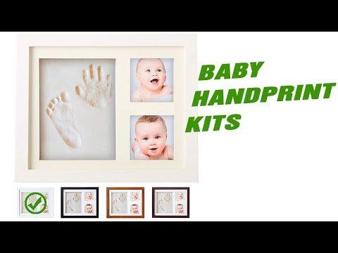 3 Best Baby Handprint Kits To Buy 2019 - Baby Handprint Kits Reviews