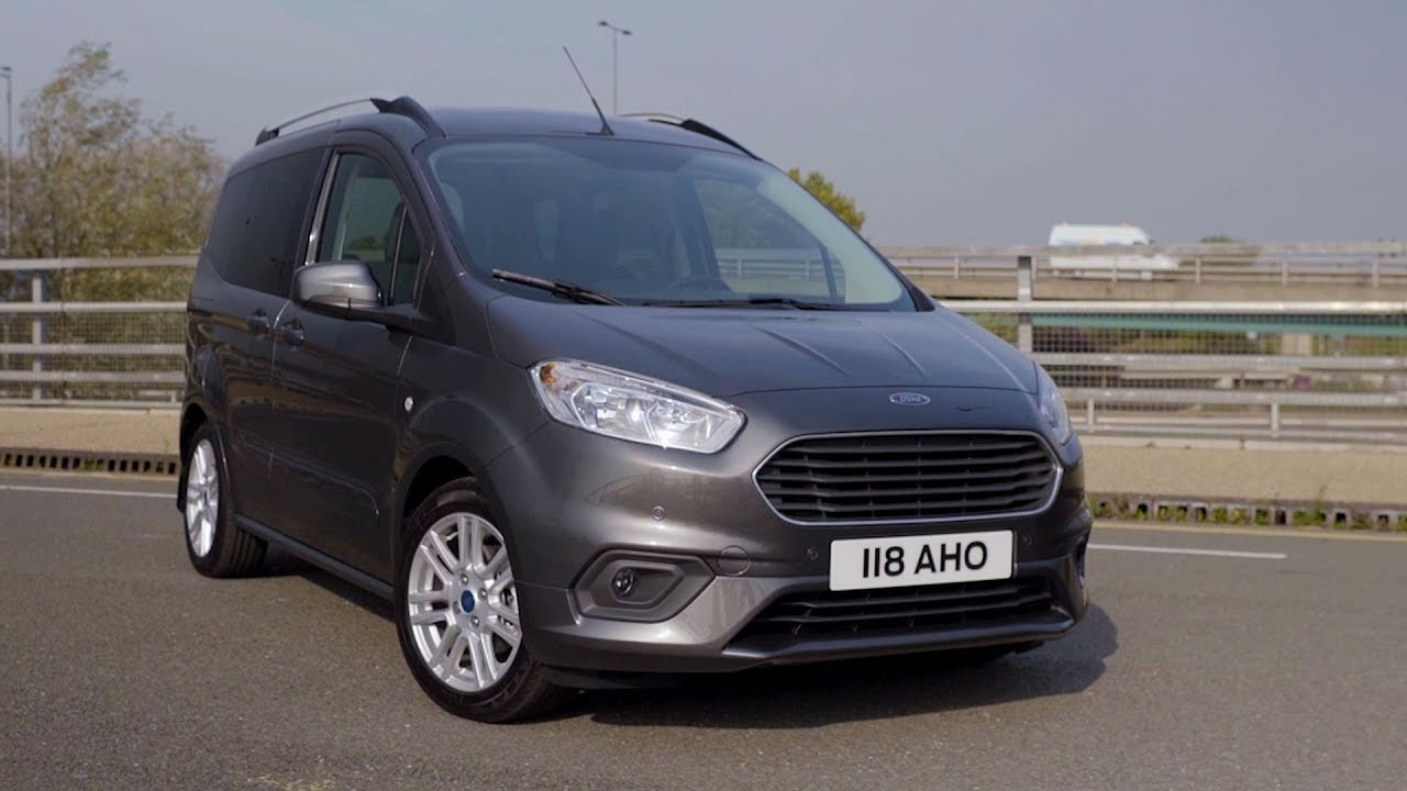 2018 ford tourneo courier youtube