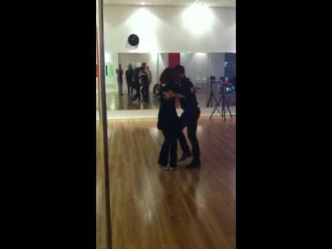 Krin Bajough & Tanya Bachata freestyle