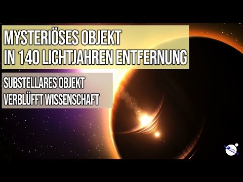 Mysteriöses Objekt in 140 Lichtjahren Entfernung - Substellares Objekt verblüfft Wissenschaftler