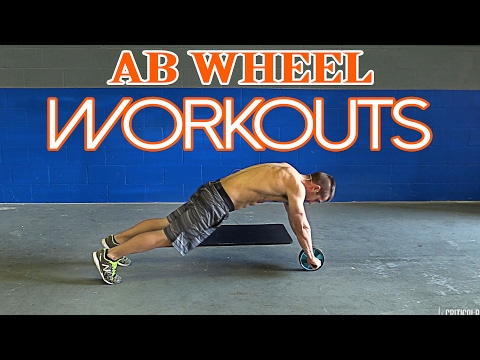 AB Wheel Workouts - 5 Exercises You Must Try!