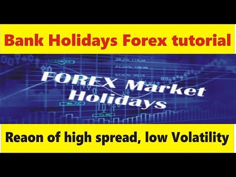 Forex trading when spreads low