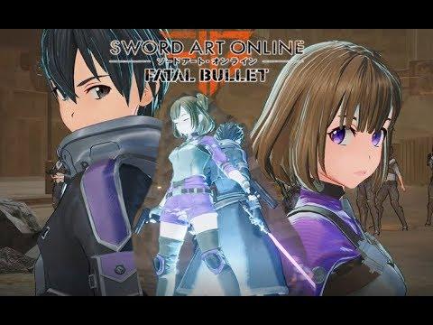Sword Art Online - Fatal Bullet AMV (Thrill, Risk, Heartless)