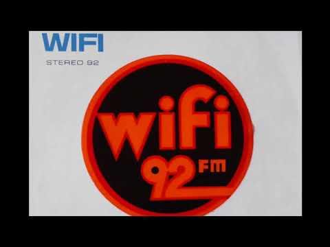 WIFI 92 Philadelphia - Bob Wade - 1981