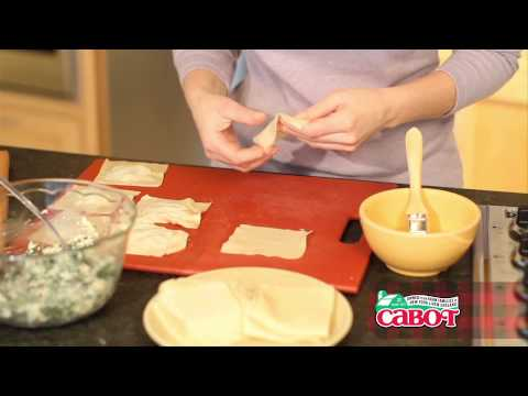 How to Make: Spinach Cheese Ravioli – Cabot Recipe